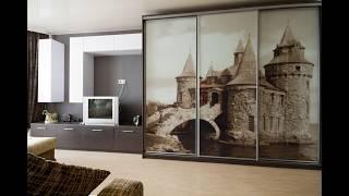 Шкафы купе в интернет магазине Культ мебели. Большой выбор шкафов купе для вашей квартиры.