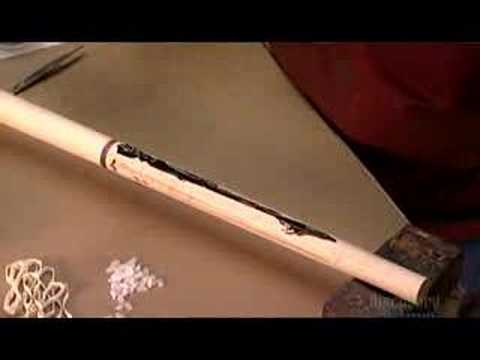 How it's made billiard cues ?!?