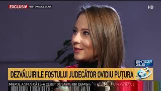 Interviu cu fostul judecător Puțura