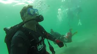 Scuba Deerfield Pier Clean Up 06 15 2019 03