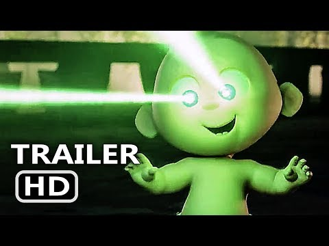 INCREDIBLES 2 Official Trailer # 4 (2018) Disney Pixar Movie HD