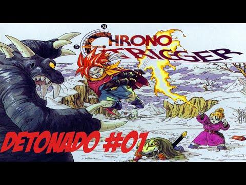 Chrono Trigger - Detonado #01 - PT-BR
