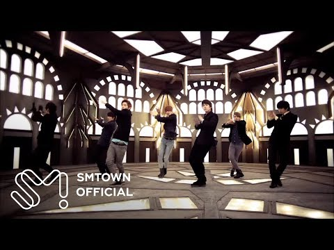 Super Junior-M_太完美_MUSIC VIDEO_Chinese ver. Music Videos