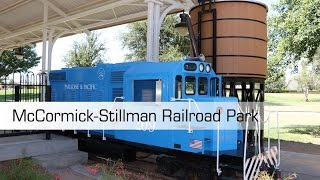 McCormick Stillman Railroad Park in Scottsdale, AZ