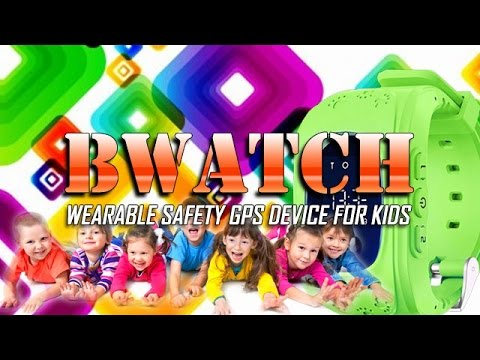 Safety Watch Tracking Device For Child