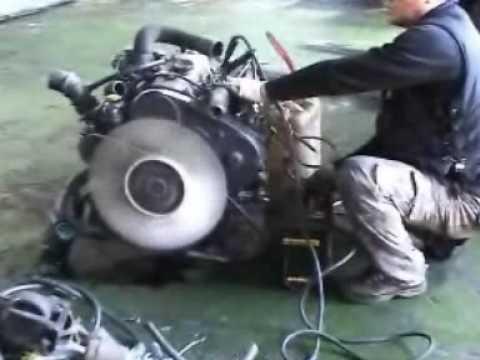 Hyundai H100 2 6d Used Engine Youtube