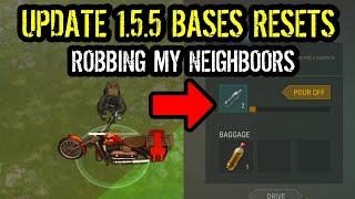 HOW TO DESTROY LEVEL 2 WALLS - Looting every NPC base after 1.5.5 reset - Last Day On Earth:Survival