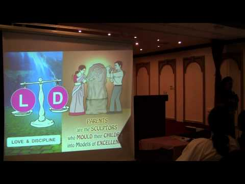 Middle East Nursery Parenting Seminar - Part 9 - Ms. Gayeetree Anil Samboo