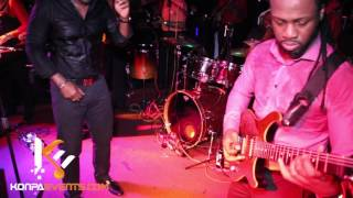 Nu Look - Rien Que Toi Live @ Hollywood Live | 9 - 24 -16