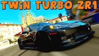 Forza 5   Twin Turbo Corvette ZR1   Drift Build