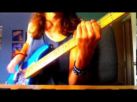 Diamonds And Rust - Judas Priest (Bass Cover) - TAB LINK IN DESCRIPTION