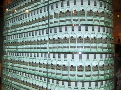 Bacardi distillery, Cataño, Puerto Rico, North America