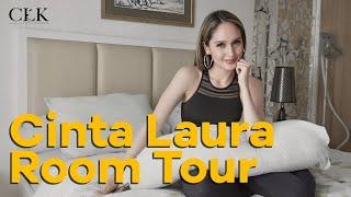 Download lagu BAJU ARTIS CUMA SEGINI? | CINTA LAURA KIEHL ROOM TOUR
