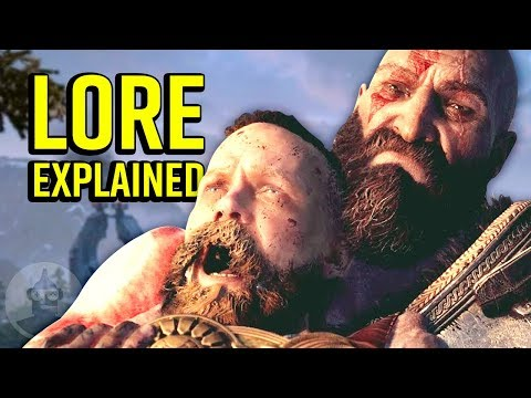 God Of War - Norse Mythology and Lore Explained   The Leaderboard thumbnail