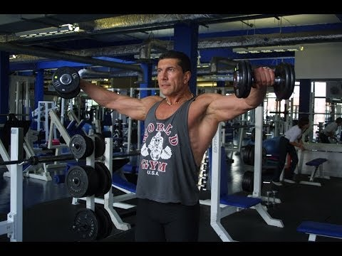 LATERAL RAISES - HOW TO DO IT RIGHT Image 1