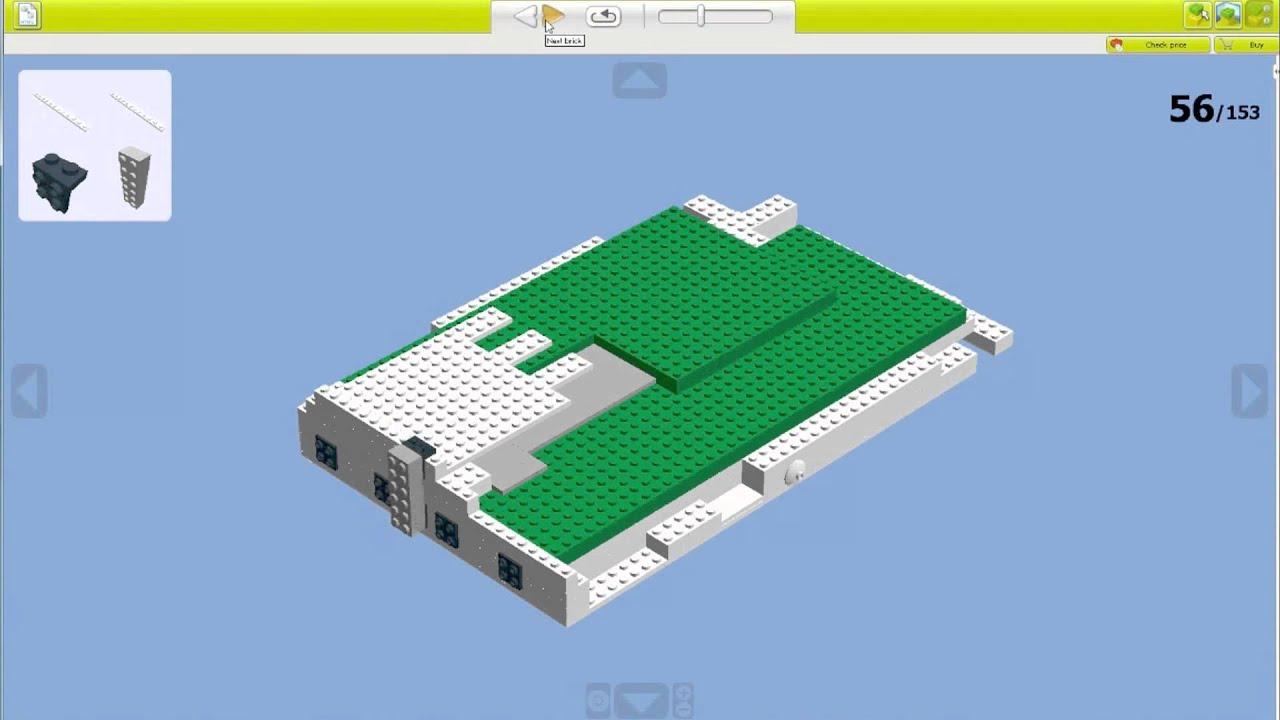 Lego Xbox 360 Console How to Make a Lego Xbox 360