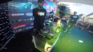 oman bean- final hin dj competition bali 09-08-2015