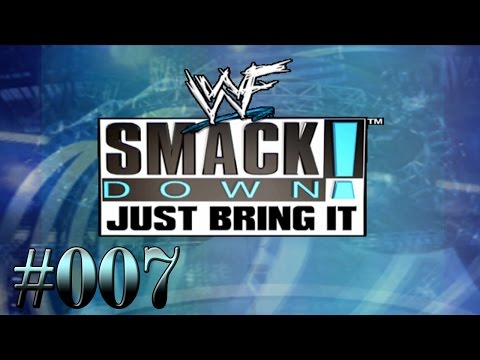 Let's Play WWF Smackdown: Just Bring It! [HD/GER] - #007 - Ultimate Submission Match thumbnail