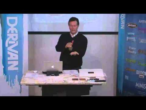 Derivan Artist Talks - Andrew Totman
