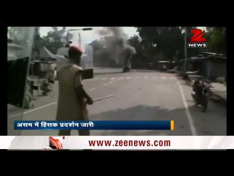 Assam violence: 3 killed, 6 injured in police firing