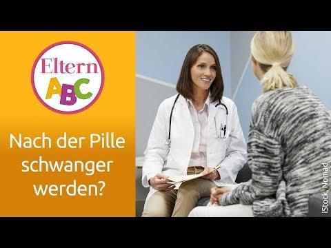 Darf ich gleich nach Absetzen der Pille schwanger werden? | Kinderwunsch | Eltern ABC | ELTERN