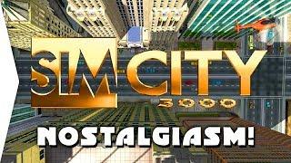 SimCity 3000 Unlimited ► HD Widescreen City-building! - [Nostalgiasm]