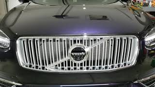 Ceramic Coting Water Test 19' Volvo XC90 3 Layers Gyeon Mohs Q2 + Paint Booster Q2