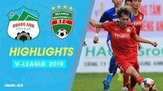Văn Toàn tỏa sáng, HAGL có điểm trong trận cầu hấp dẫn với B. Bình Dương | HAGL FC