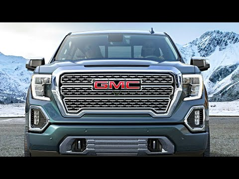 2019 GMC Sierra Denali – Diesel Power and Carbon Fiber Bed