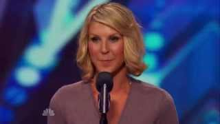 America's Got Talent 2014 - Auditions - Maggie Lane [FULL]