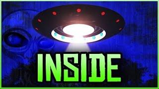 GTA 5 Easter Eggs - INSIDE THE UFO IN GTA 5!
