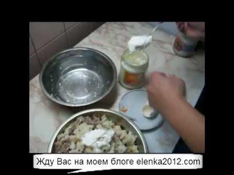 Как приготовить фарш из свинины - видео