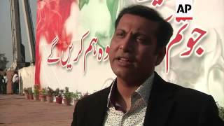 Muttihada Qaumi Movement (MQM) holds first public meeting ahead of local elections