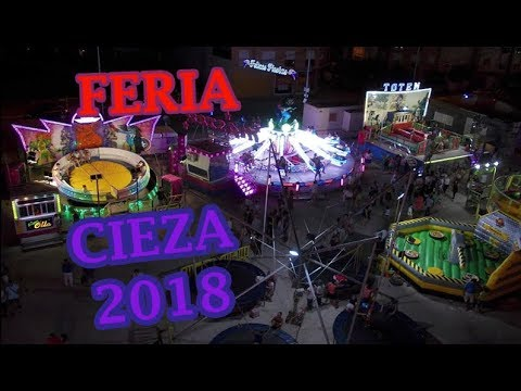 COMIENZA LA FERIA DE CIEZA 2018