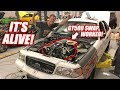 Burnout Patrol EP.5 - Project Neighbor COMES TO LIFE! (GT500 First Start Up)
