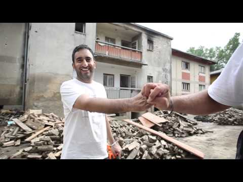 Khalsa Aid Bosnia Floods Relief 2014