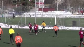 Highlights Boo FF - AFC Boys 98 (friendly)