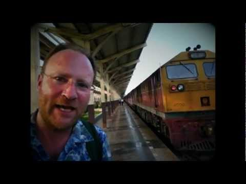 Night train from Chiang Mai to Bangkok – Postcard