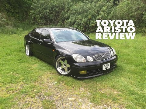 Owning A Toyota Aristo, Modified Car Review