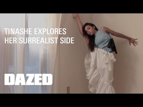Tinashe Covers Dazed Magazine