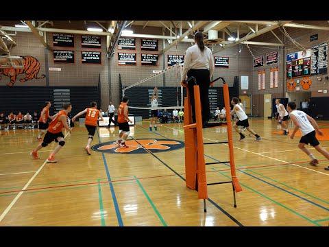 HAN Boys Volleyball: Darien at Ridgefield