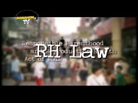 ULAT PANGMULAT- Reproductive Health Law