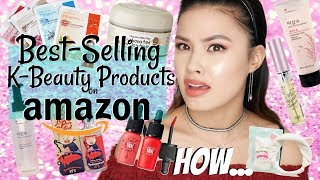 Testing the Viral Top-Selling Korean Beauty Products on Amazon ... Are They Any Good?