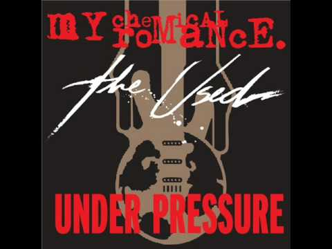 Studio Version: Under Pressure - My Chemical Romance and The Used