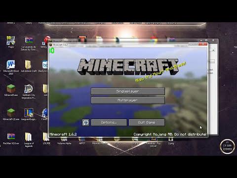 Minecraft 1.7.2 - Como instalar OptiFine MOD - ESPAÑOL TUTORIAL