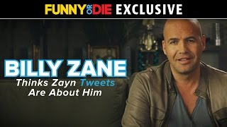 Billy Zane Thinks Zayn Tweets Are About Him