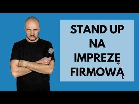 Stand Up Na Imprezę Firmową Dla Spedycji | Tomek Biskup