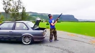 A guy and his 1250HP TURBO BMW Shenanigans!