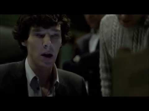 Прикол из Шерлока (Пособие по общению с тупыми коллегами)