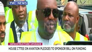 House c'ttee on aviation visits NAMA